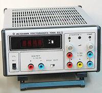 Б5-71 — источник питания постоянного тока