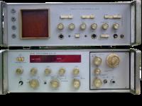 Х1-42 — прибор для исследования АЧХ