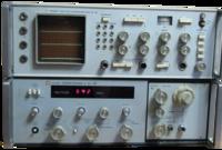 Х1-43 — прибор для исследования АЧХ